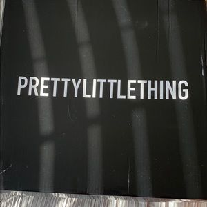 Pretty Little thing boots brand new